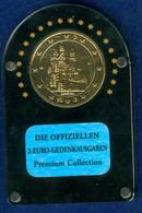 Deutschland 2 EUR 2012 24K-vergoldet Premium-Collektion - Germany