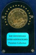 Deutschland 2 EUR 2011 24K-vergoldet Premium-Collektion - Germany