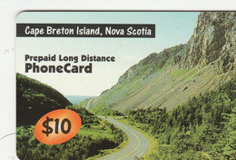 Canada - Cape Breton, Nova Scotia - $10 - Canada