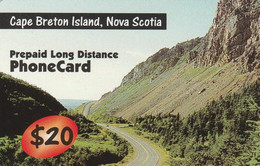 Canada - Cape Breton, Nova Scotia - $20 - Canada