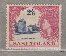 BASUTOLAND 1954 MLH (*) Mi 54, SG 51 #22430 - 1933-1964 Kronenkolonie