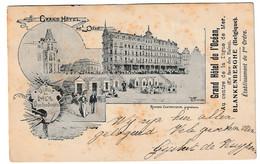 Blankenberghe  Grand Hotel De L'Océan   (4791) - Blankenberge