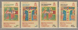 BRITISH INDIAN OCEAN TERRITORY 1973 Easter MNH (**) #22437 - British Indian Ocean Territory (BIOT)