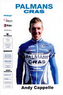 CYCLISME: CYCLISTE : ANDY CAPPELLE - Ciclismo