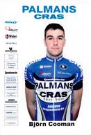 CYCLISME: CYCLISTE : BJORN COOMAN - Ciclismo