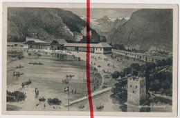 Original Foto - Stansstad Nidwalden - Hotel Winkelried - Ca. 1925 - NW Nidwalden