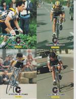 CYCLISME  -  CYCLES GITANE  -  LOT DE 20 CARTES  - - 5 - 99 Postcards