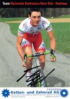 CYCLISME: CYCLISTE : TOBIAS EGGLI - Ciclismo