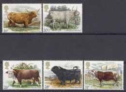 (P) 478 ++ GREAT BRITAIN 1984 MNH ** ST. GIB. SERIE 1240 - Unused Stamps