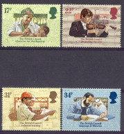 (P) 480 ++ GREAT BRITAIN 1984 MNH ** ST. GIB. SERIE 1263 - Unused Stamps