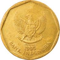 Monnaie, Indonésie, 100 Rupiah, 1995, TB+, Aluminum-Bronze, KM:53 - Indonesia