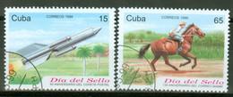 Kuba 4000/01 O Raketenpost - Other