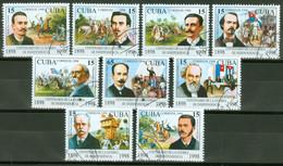 Kuba 4167/75 O Persönlichkeiten - Other