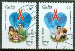Kuba 4319/20 O AIDS - Disease