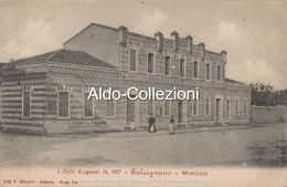 Padova Galzignano Serie Minotti 157 Municipio FP E/De231 - Padova (Padua)
