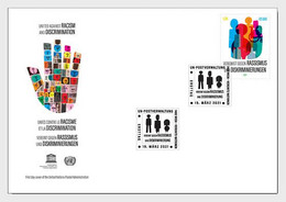VN / UN (Vienna) - Postfris / MNH - FDC Tegen Racisme En Discriminatie 2021 - Nuevos