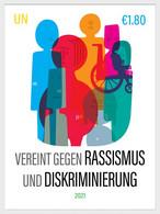 VN / UN (Vienna) - Postfris / MNH - Tegen Racisme En Discriminatie 2021 - Nuevos