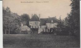 MOULINS ENGILBERT (58) - Château De Marry - Bon état - Moulin Engilbert