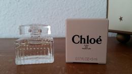 ACHAT IMMEDIAT;;;;MINIATURE CHLOE - CHLOE - 5 ML EAU DE PARFUM - Mignon Di Profumo Donna (con Box)
