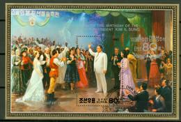 Nordkorea Block 270 O Kim Il Sung - Other