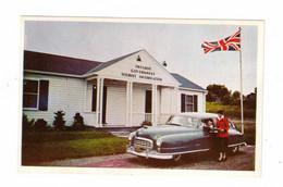 "Ontario, Canada, Advertising For ""Ontario Government Tourist Information"", 1940-50's Postcard - Reclame"