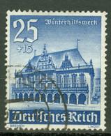 Deutsches Reich 758 O - Usados