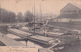 CHATELET / LES DEUX SAMBRE  1905 - Chatelet