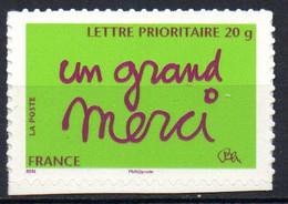France Auto Adhésifs  N° 52B Neuf XX MNH 20g Cote : 17,00€ - Adhésifs (autocollants)