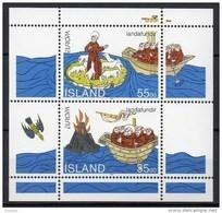 Islande - Bloc Feuillet - 1994 - Yvert N° BF 15 **  - Europa - Blocchi & Foglietti