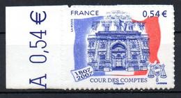 France Auto Adhésifs  N° 117 Neuf XX MNH  Cote : 3,00€ - Luchtpost
