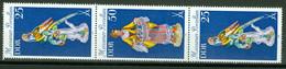 DDR Zusammendruck S Zd 192 ** Postfrisch - Se-Tenant