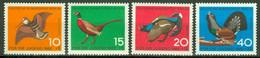 Berlin 250/53 ** Postfrisch - Unused Stamps