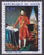 Timbre PA Neuf ** N° 100(Yvert) Niger 1969 - Napoléon Bonaparte Premier Consul - Niger (1960-...)