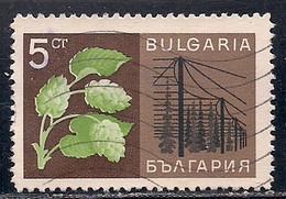 BULGARIE    N°   1522   OBLITERE - Usados