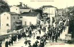 SOUAL  = Procession De Jeanne D' Arc   2270 - Other Municipalities