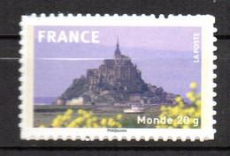 France Auto Adhésifs N° 334A Neuf XX MNH  Cote : 3,50€ - Luchtpost