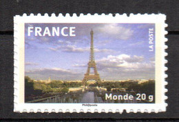 France Auto Adhésifs N° 335A Neuf XX MNH  Cote : 3,50€ - Luchtpost