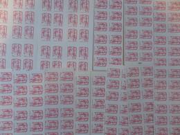 France Belle Collection De 34 Carnets Au Type Marianne De Ciappa Et Cawena Neufs ** MNH. TB. A Saisir! - Definitives