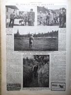 La Domenica Del Corriere 31 Ottobre 1915 WW1 Mrzli Pompilj Dardanelli D'Annunzio - War 1914-18