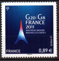 France Auto Adhésifs N° 598 Neuf XX MNH  Cote : 7,00€ - Luchtpost
