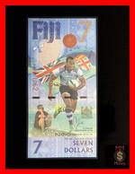 Fiji 7 $ 2017 P. 120 UNC - Fiji