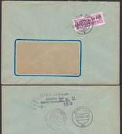 Berlin O17, ZKD-Brief B15(1602) ZKD-Nr.159 Funk- Und Fernmeldeanlagenbau Germany East DDR - Service