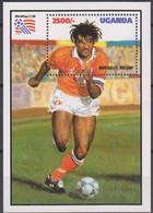 Soccer World Cup 1994 - UGANDA - S/S MNH - 1994 – Estados Unidos