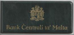 MALTA P. 37/40 SET 1986 UNC - Malta