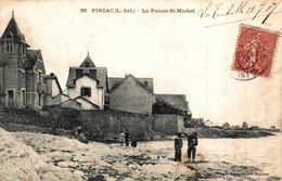 N°8334 Z -cpa Piriac -la Pointe St Michel- - Piriac Sur Mer