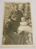 Carte Photo, Famille Grand-Ducale Luxembourg - Autres