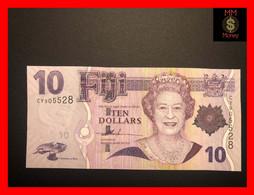 FIJI 10 $   2011  P. 111    UNC - Fiji