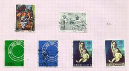 Irlande N°311 à 314 Cote 4 Euros (308, 309 Offerts) - Usati