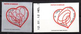 France Auto Adhésifs N° 648A & 649 Neuf XX MNH  Cote : 9,50€ - Adhésifs (autocollants)