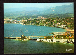 CIBOURE SOCOA (64 Py- Atl.) Le Fort De Socoa Et La Baie De St-Jean De Luz ( Editions Thouand N° 549 ) - Ciboure